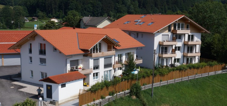 Mehrfamilienhäuser Miesbach