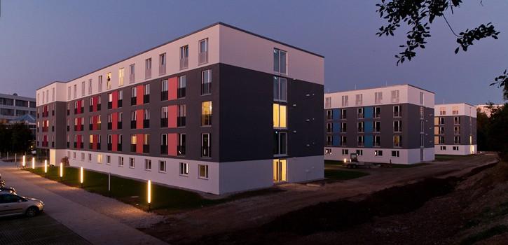 Studentenwohnheim München – Unterföhring