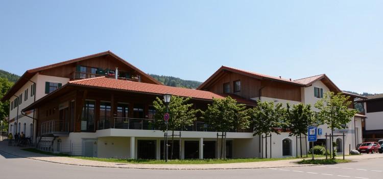 Geschäftshaus Schliersee
