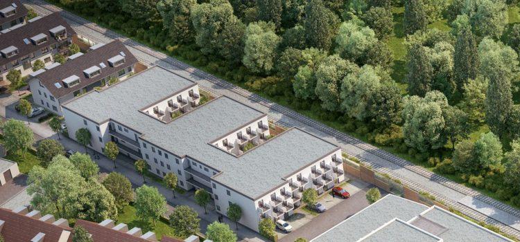 Apartmenthaus Neubiberg