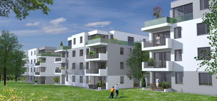 Geförderter Wohnungsbau Würzburg